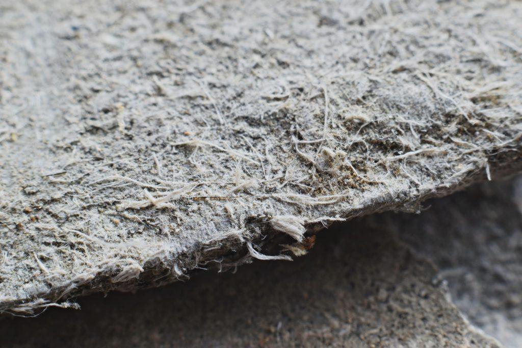 Asbestos in homes